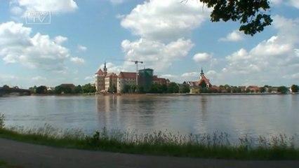 Hochwasser-Chronologie Torgau 2013