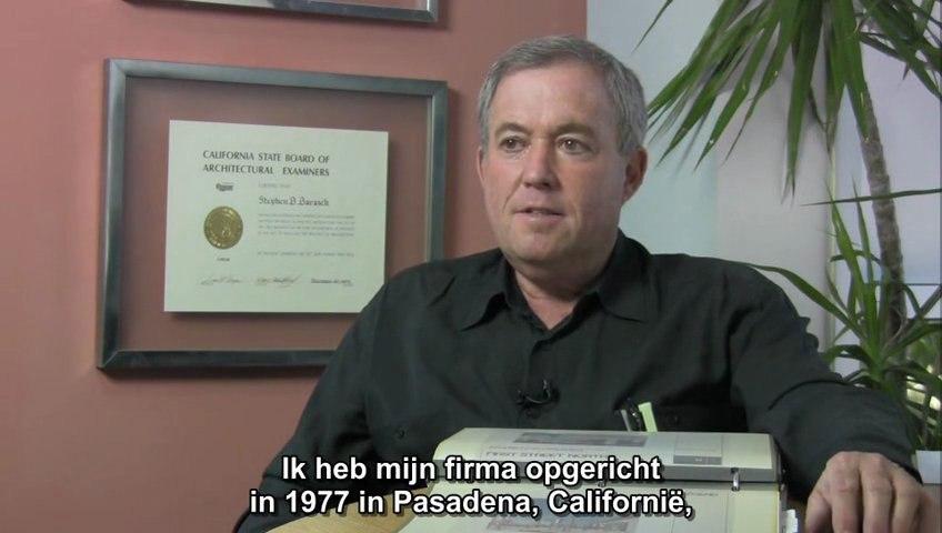 9/11 - High-rise architect, Stephen Barasch - AE911Truth - Dutch subs