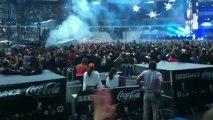 Muse Stade de France 21 juin 2013 Resistance
