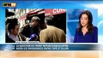 Politique Première: droite Copé contre droite Fillon - 24/06