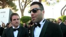 SOHK.TV - amfAR Cinema Against AIDS Charity Gala ft. Sharon Stone, Jessica Chastain, Rosario Dawson