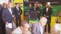 Sudafrica: il lento addio a Nelson Mandela