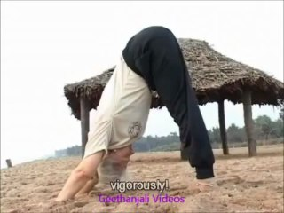 yoga geethanjali videos  dailymotion