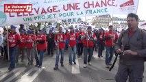 12 000 éleveurs à Paris : impressions aveyronnaises