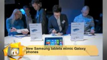 Top Tech Stories of the Day: New Samsung Tablets Mimic Galaxy Phones