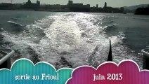 sortie au Frioul / souvenirs filmé avec le nokia C7 et monté sur i-movie / juin 2013