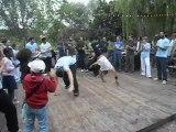 Itaparica Capoeira à la Guinguette de Tours - Fête de la Musique 2013