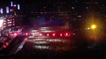 Time Is Running Out - Muse - Stade de France Juin 2013
