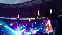 Muse Stade de France 21 juin 2013 Madness+le pénitencier