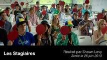 """Les Stagiaires:  """"Une grosse pub pour Google"""""""