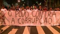 Brésil : les manifestations continuent malgré les concessions de Dilma Rousseff