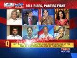 The Newshour Debate: Debate: Politics over relief (Part 4 of 4)