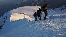 #3 Mont-Blanc 2013 voie normale Refuge du Goûter sommet du Mont-Blanc