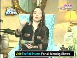 Morning With Juggan By PTV Home - 25th June 2013 - Part 2