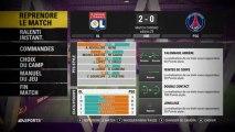 FIFA STREET►Amar VS Malik match retour - OL vs PSG