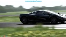 Forza 4 Top Gear Test Track 1993 McLaren F1 HD