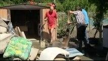 Hautes-Pyrénées : le village de Viella toujours coupé du monde