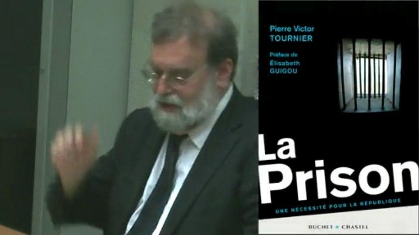 (1) La prison - une nécessité pour la République - Pierre Victor Tournier