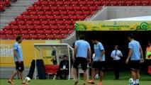 Coupe des Confédérations: Brésil-Uruguay vs Espagne-Italie