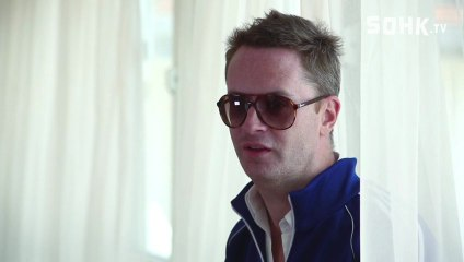 SOHK.TV interview with Nicolas Winding Refn (Only God Forgives)