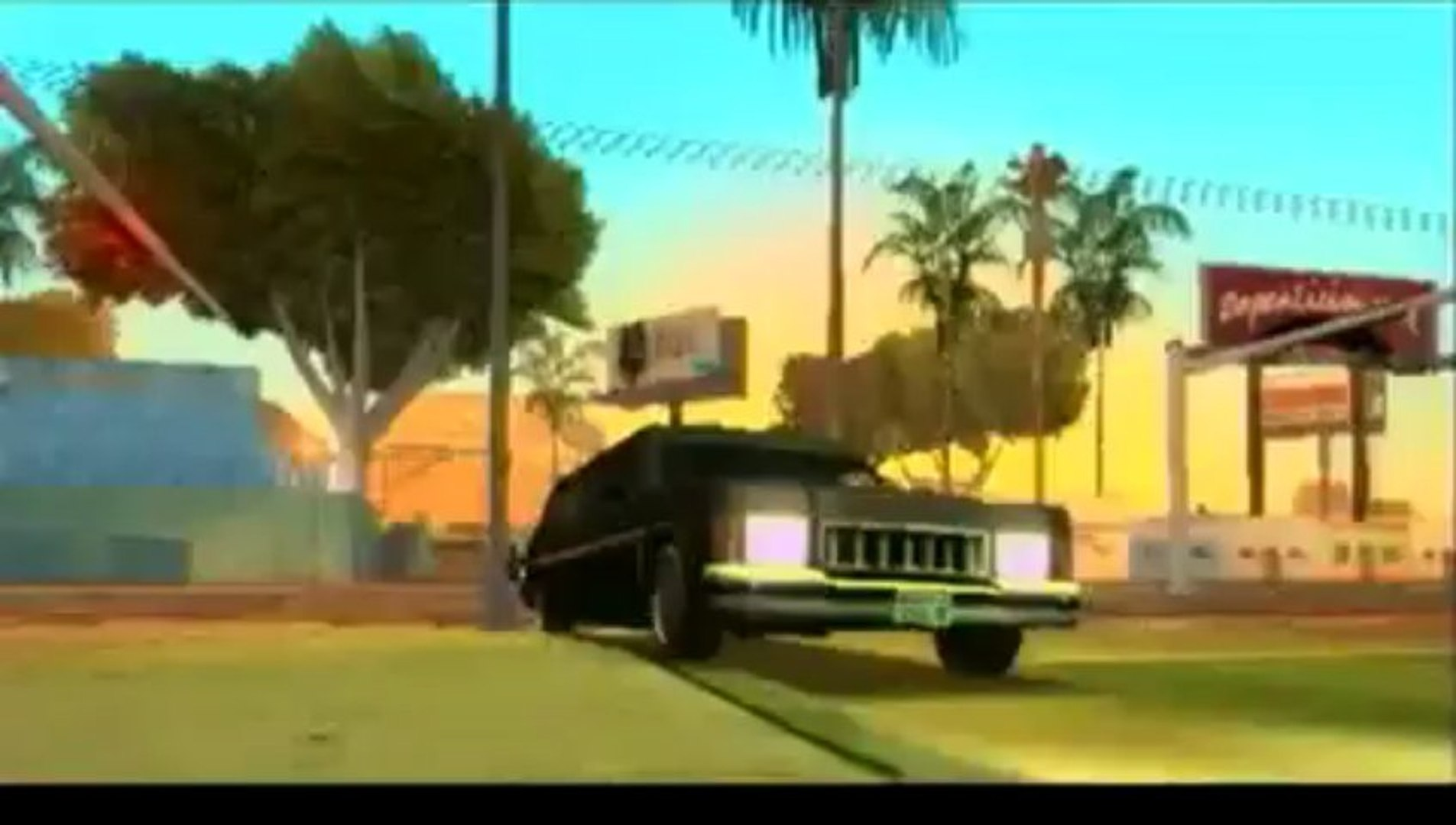 Bandes-annonces  Grand Theft Auto   San Andreas PlayStation 2