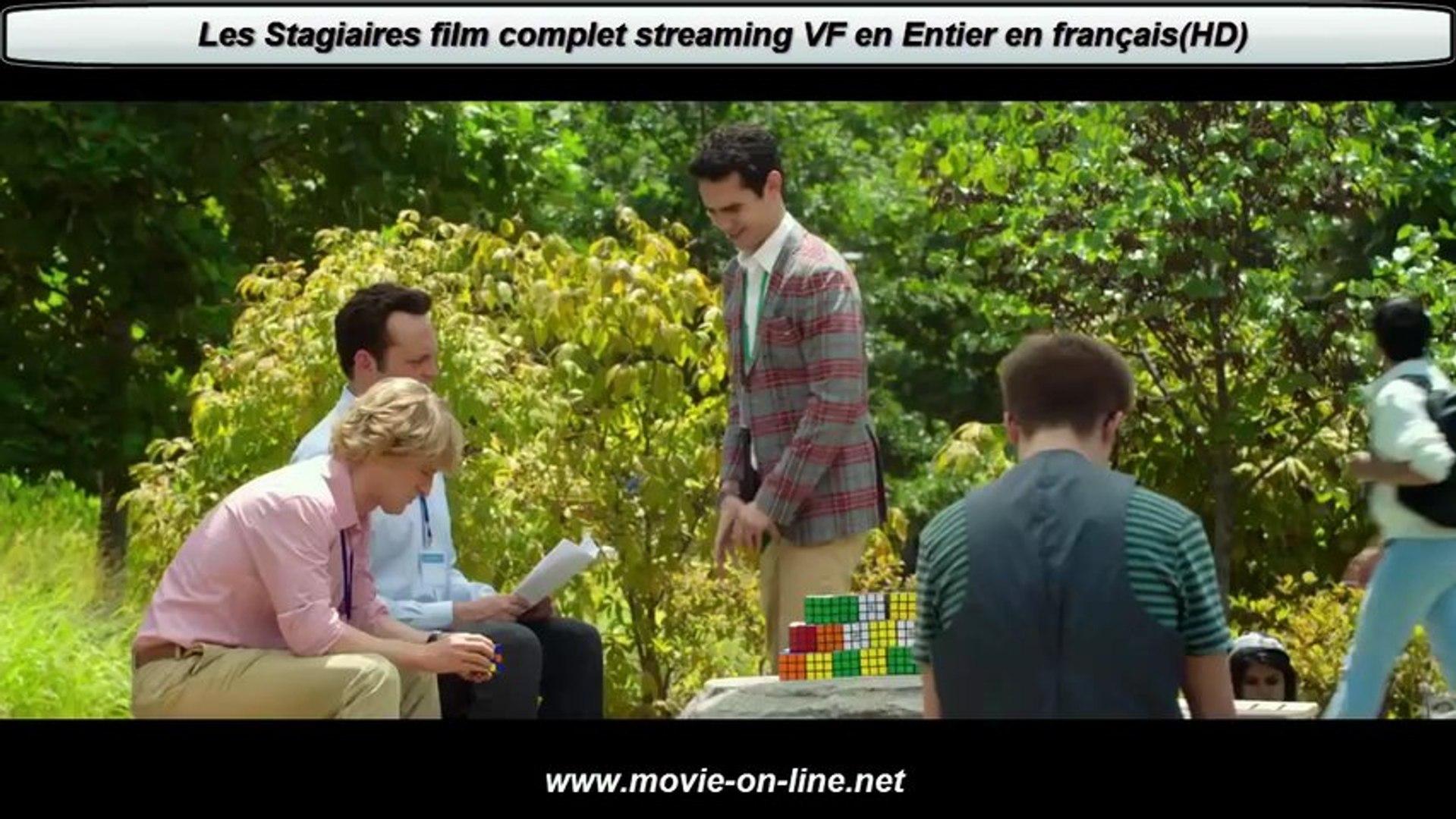 LES VF FILM TÉLÉCHARGER STAGIAIRES