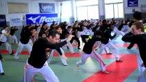 Vamos Capoeira Paris - acrobaties danseurs