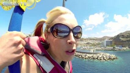 Gran Canaria 1 - Höhenflug und Hotel-Tipp