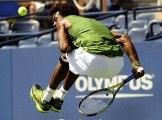 Gael Monfils: Tennis Trick Shot Master