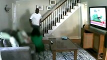 Home Invasion in Millburn NJ caught on nanny cam