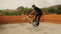 Flatland BMX in India - Red Bull Street Maharaja 2013