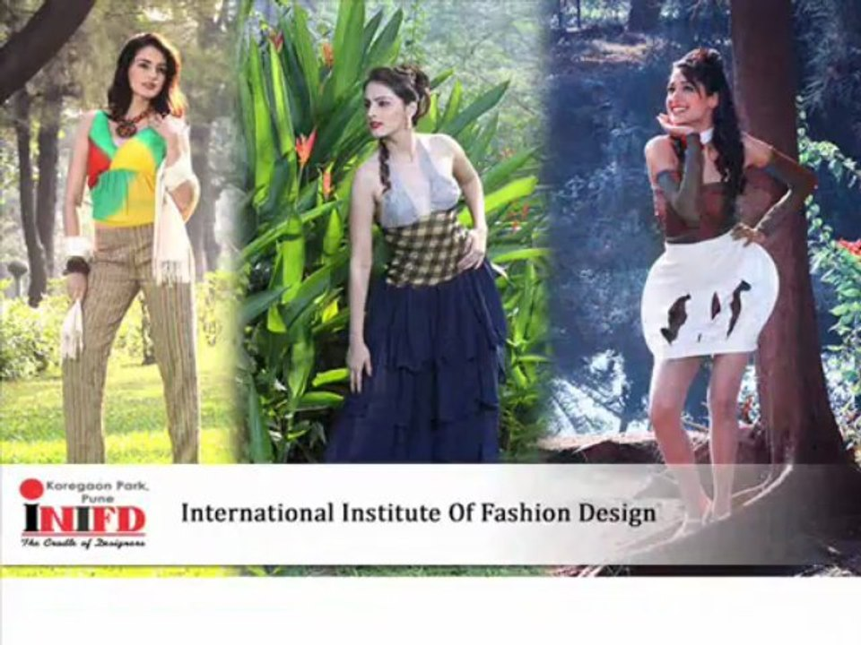 Design Courses In Pune At Inifd Are The Most Preferred Video Dailymotion