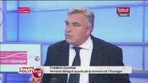 """Frédéric Cuvillier : [DSK au Sénat] Il appartient aux parlementaires de décider qui ils invitent"""""""