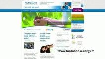 Témoignages étudiants boursiers - Fondation université Cergy-Pontoise - juin 2013