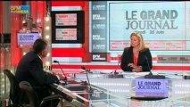 Jean-Michel Aulas, président de l'Olympique Lyonnais dans Le Grand Journal - 25 juin 4/4