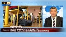 Chronique éco de Nicolas Doze: la France vit déconnectée de la réalité économique - 26/06