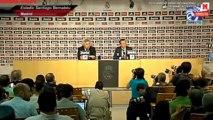 Rueda de prensa de Ancelotti como nuevo entrenador del Real Madrid  (4de5)