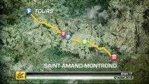 ES - Análisis de la etapa - Etapa 13 (Tours > Saint-Amand-Montrond)