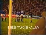 КЕЧ 1987/1988 Динамо Киев - Глазго Рейнджерс 2 тайм 1:0