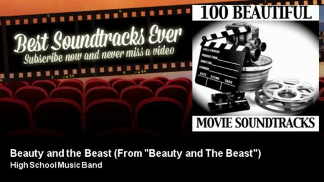 "High School Music Band - Beauty and the Beast - From ""Beauty and The Beast"""