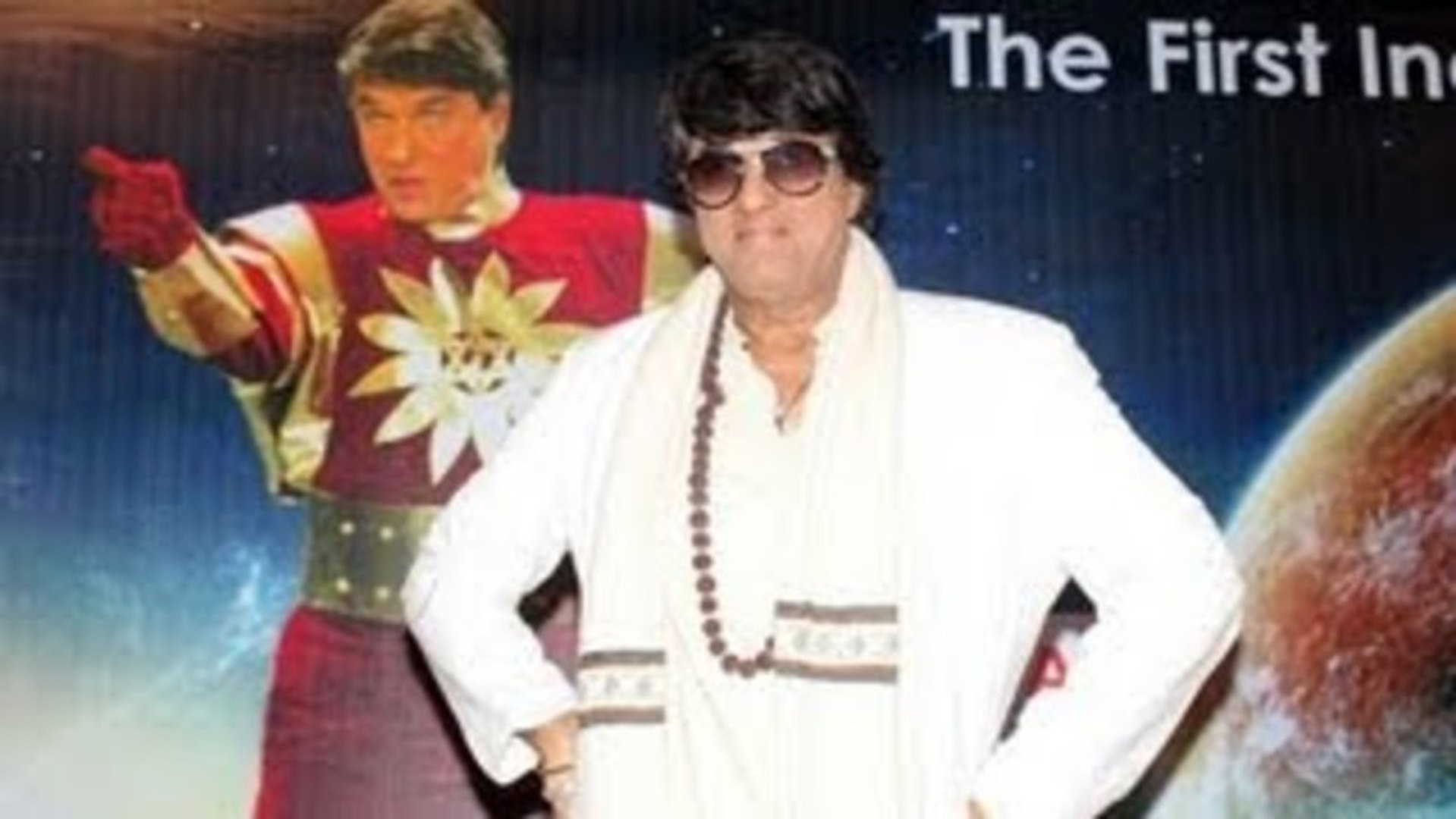 I Can't Play Negative Role - Mukesh Khanna (Shaktimaan)