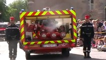 HAUTE-SAONE : 105 CONGRES DEPARTEMENTAL DES SAPEURS-POMPIERS À VILLERSEXEL