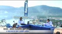 Europe 1 Matin spécial Tour de France - Le Zapping