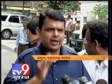 Tv9 Gujarat - Narendra Modi meets BJP leaders in Maharashtra, Gadkari absent