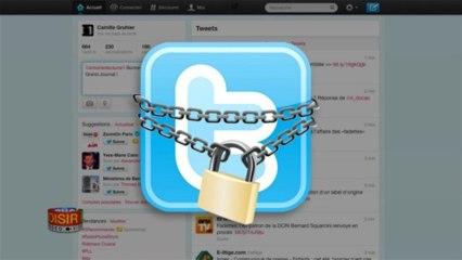 Twitter : sécuriser votre compte