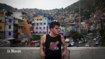 """Portrait d'un jeune manifestant brésilien en quête d'un """"monde meilleur"""""""