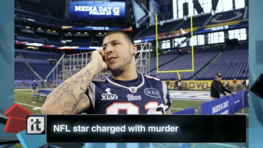 Law & Crime Breaking News: NFL Star Charged With Murder