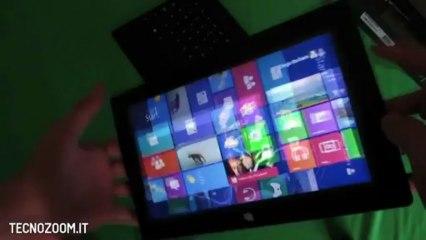 Microsoft Surface Pro recensione in italiano