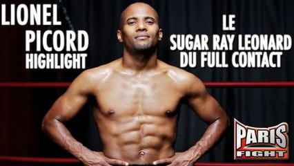 "Highlight LIONEL PICORD Le ""Sugar Ray Leonard"" du Full-Contact!"