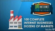 Internet Business Factory Review - internet marketing strategies 2012